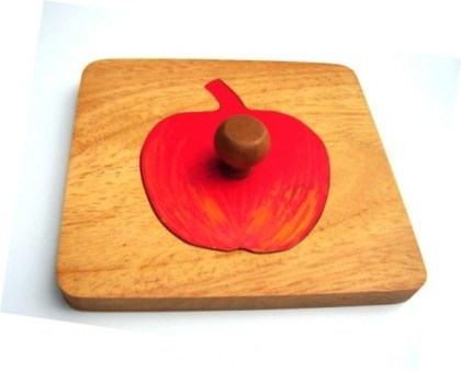 MT022 Apple Puzzle