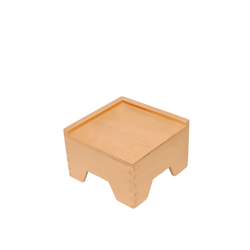 S07 Pink Tower Stool